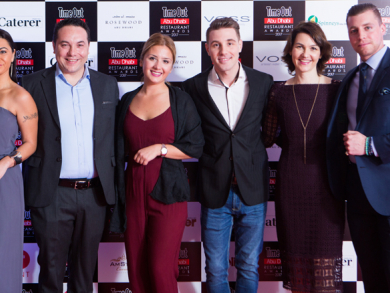 Time Out Abu Dhabi Restaurant Awards 2017: Red carpet pictures