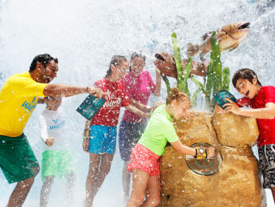 Huge Christmas festival launched at Yas Waterworld