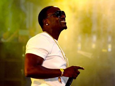 Akon set for Abu Dhabi New Year's Eve gig