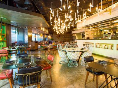 Have a Latin New Year at Abu Dhabi restaurant