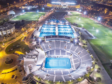 Your guide to Zayed Sports City, Abu Dhabi