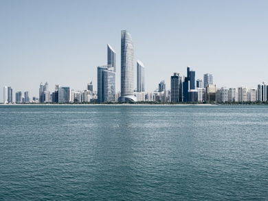 Abu Dhabi rents are falling