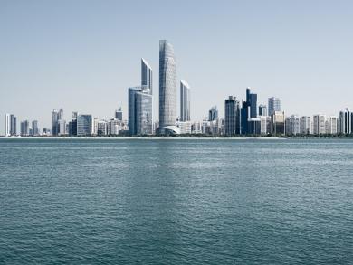 Abu Dhabi rents are falling