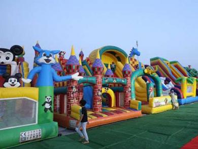 Free kids' carnival at The Corniche