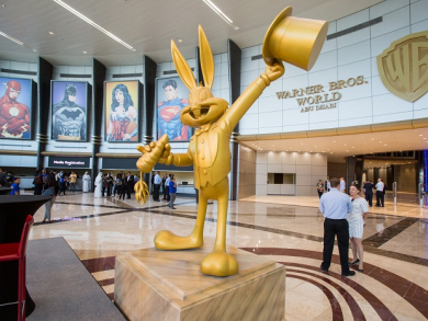 New hotel package includes access to Warner Bros. World Abu Dhabi