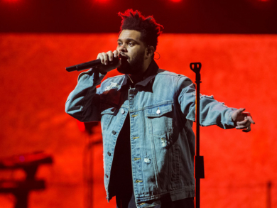 The Weeknd to play Abu Dhabi F1 weekend