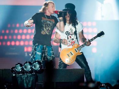 Guns N' Roses to perform at Abu Dhabi F1