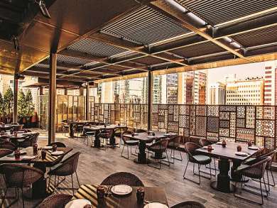 Seven great happy hours to try this Wednesday during Abu Dhabi Showdown Week