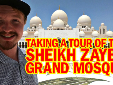 Time Out looks inside Abu Dhabi's Sheikh Zayed Grand Mosque