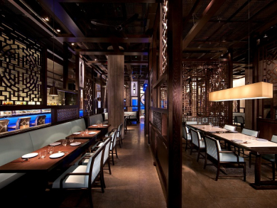 Time Out Abu Dhabi's top 10 restaurant bars