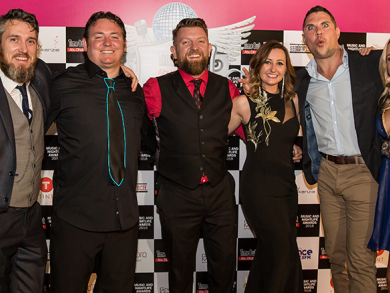 In pictures: Time Out Abu Dhabi Music & Nightlife Awards after-party