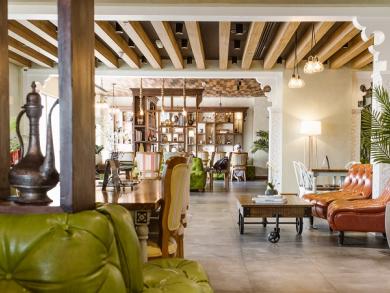 Grab free food at this cool Abu Dhabi café