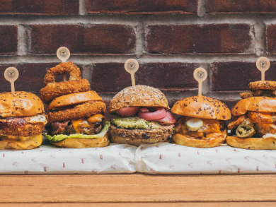 Enjoy 50 per cent off at Bareburger for one day only