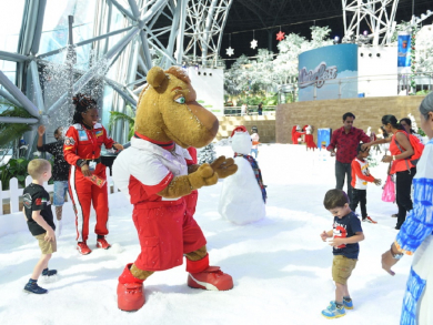 Mega line-up of fun to see out 2018 on Yas Island