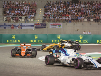 Kids go free at Abu Dhabi Grand Prix 2018