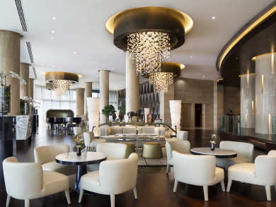 Plush new Grand Hyatt reveals superb staycation deal