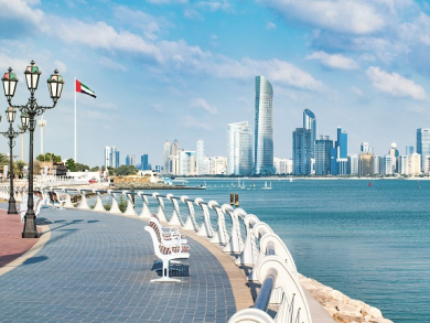 Abu Dhabi's Corniche Park named among best in the world