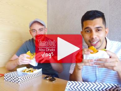 Time Out Abu Dhabi tackles three incredible burgers