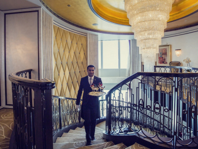 St Regis Abu Dhabi takes birthday brunch to new heights