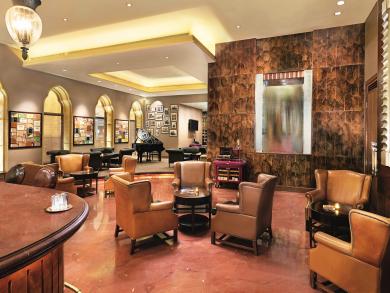 Ten terrific indoor bars in Abu Dhabi