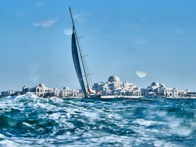 Emerging artists showcased at downtown Abu Dhabi hotel