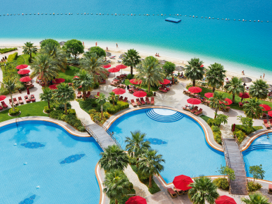 The best Abu Dhabi pool days for newcomers to the city