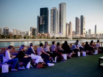 Abu Dhabi arts festival unveils action-packed schedule