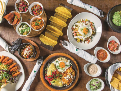The ultimate list of Abu Dhabi Friday brunches for 2018