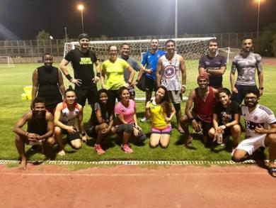 Meet the Abu Dhabi running club making strides towards success