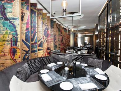 Abu Dhabi Restaurant Week: District by Amalfi