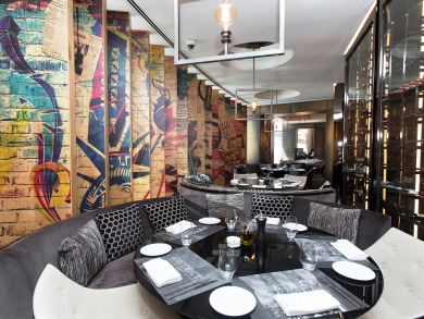 Abu Dhabi Restaurant Week: District by Amalfi