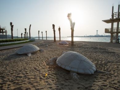 Beach festival of fun comes to Abu Dhabi Corniche