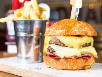Why you need to visit Abu Dhabi's new Stock Burger Co.