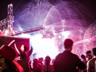 Abu Dhabi's most fun nights out