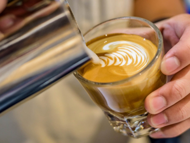 Grab free coffee in Abu Dhabi on International Coffee Day