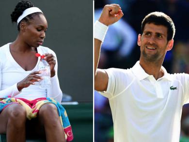 Venus Williams and Novak Djokovic set for Abu Dhabi superstar tournament