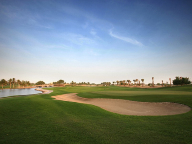 Free golf lessons in Abu Dhabi this weekend