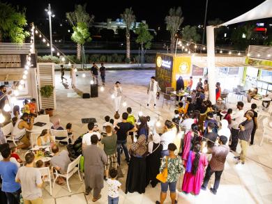 A'l Bahar introduces live music weekends