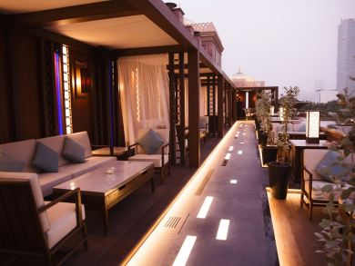 Hakkasan Abu Dhabi unveils its stunning new outdoor terrace
