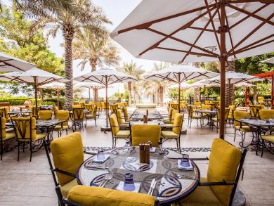 Abu Dhabi's festive offer of the day: Oléa