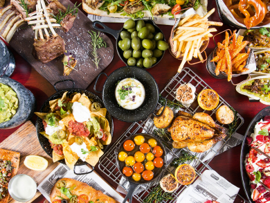 Buy one, get one free brunch at Abu Dhabi's Cooper's pub