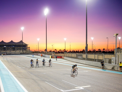 Get into gear for the Special Olympics with these cycling sessions