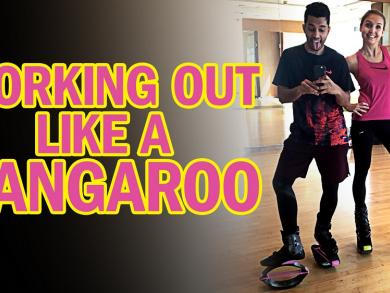 Win free Kangoo Jump classes in Abu Dhabi