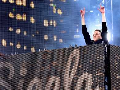 DJ superstar Sigala set for exclusive Abu Dhabi Grand Prix gig