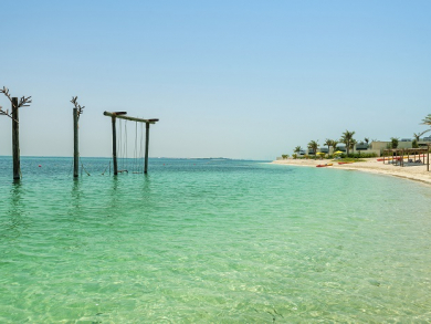 Abu Dhabi's best beaches 2018