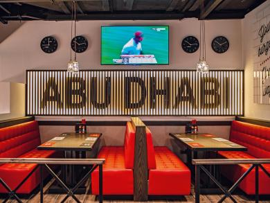 Abu Dhabi Restaurant Week: Stock Burger Co.
