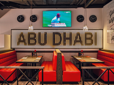 All the Friday happy hour deals during Abu Dhabi Showdown Week