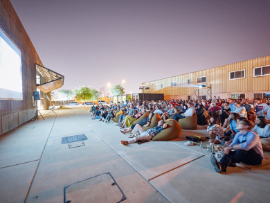 Thought-provoking films are coming to Abu Dhabi's Manarat Al Saadiyat