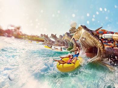 The best outdoor family activities in Abu Dhabi