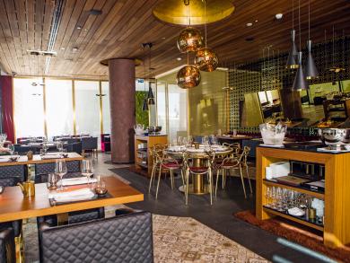 Where to eat in Abu Dhabi
